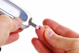 Cukrovka - naměřené hodnoty