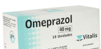 Rizika přiužívání Omeprazolu