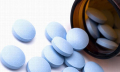 Léky naspaní