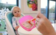Kašovitá strava pro malé děti