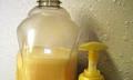 Domácí tekuté mýdlo z draselného mýdla