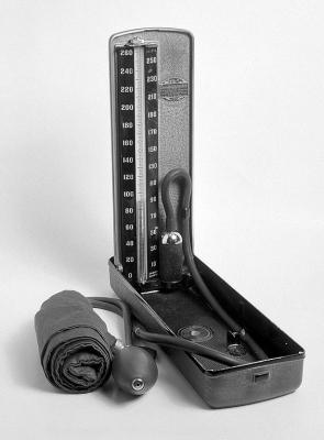 Krevní tlak podle věku vtabulkách pro muže